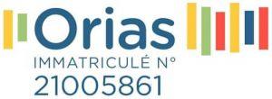 Badge Orias courtier en assurance pour Personne Morale COA réglementé en France 2 (2)